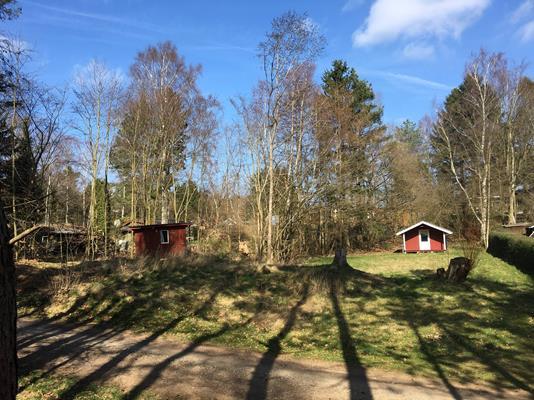 Fritidsgrund på Dalevænget i Tikøb - Grund