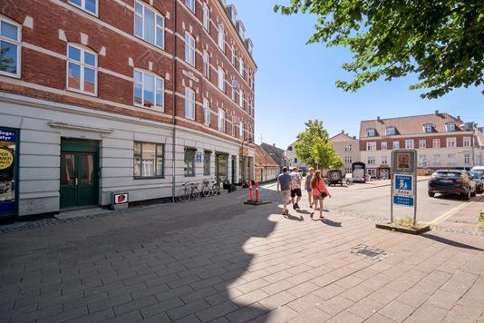 Ejerlejlighed på Stengade i Helsingør - Facade