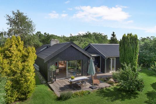 Villa på Falkenbergvej i Ålsgårde - Ejendom 1