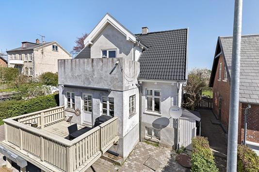 Villa på Esrumvej i Helsingør - Facade