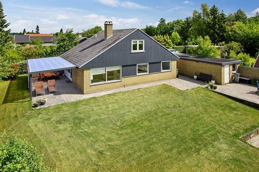 Villa på Axel Juels Alle i Ballerup - Ejendommen