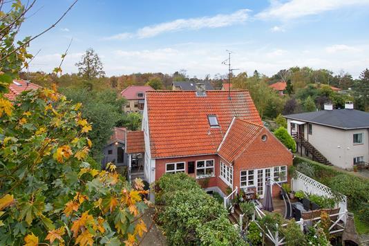 Villa på Gl Rådhusvej i Ballerup - Ejendommen