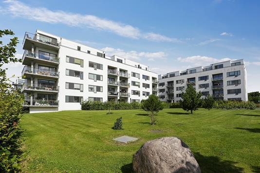Ejerlejlighed på Søndergårds Allé i Måløv - Ejendommen