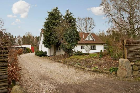 Villa på Ravnsbjergvej i Vig - Ejendommen