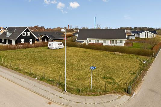 Helårsgrund på Brynshøjvej i Højby - Ejendommen