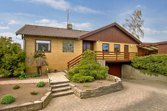 Villa på Kildeagervej i Vig - Ejendommen