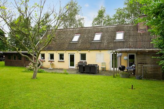Villa på Kelstrupvej i Vig - Ejendommen