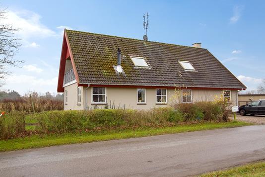 Villa på Bøgebjergvej i Vig - Ejendommen
