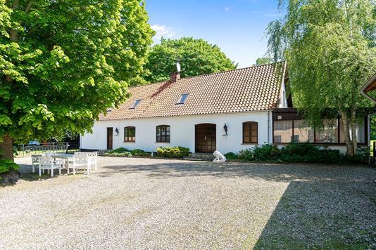 Villa på Nykøbing-Slagelsevej i Vig - Ejendommen