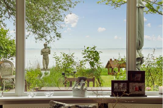 Villa på Egebjergvej i Nykøbing Sj - Udsigt