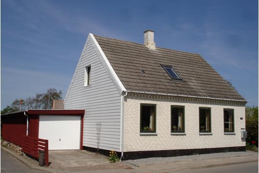 Villa på Vestergade i Rødby - Ejendom 1