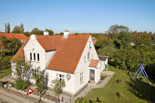 Villa på K. H. Kofoedsvej i Rødby - Ejendommen