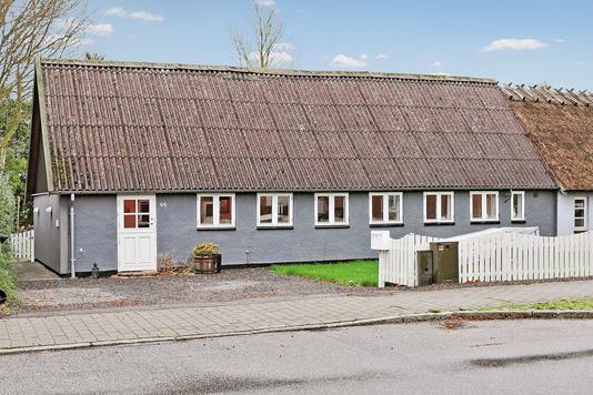 Rækkehus på Vestervej i Holeby - Ejendommen