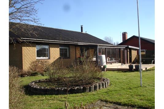 Villa på Svanevej i Rødby - Ejendommen