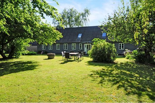 Villa på Mageltving Møllevej i Torrig L - Ejendommen