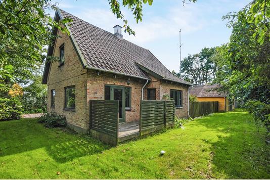 Villa på Ladhavevej i Rødby - Ejendommen
