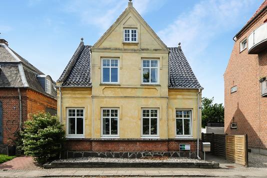 Villa på Bangshavevej i Maribo - Ejendom 1