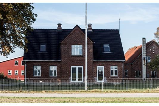 Villa på Strædet i Søllested - Ejendommen