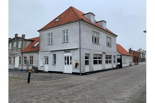 Villa på Østergade i Rødby - Andet