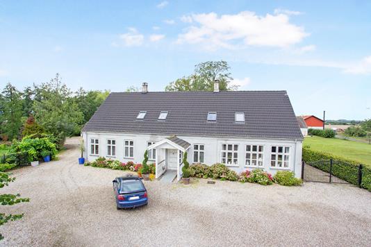 Villa på Krårupvej i Sakskøbing - Ejendom 1