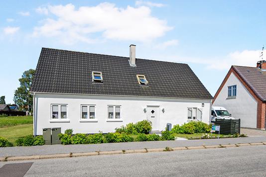 Villa på Skovvej i Sakskøbing - Ejendom 1