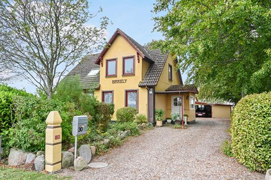Villa på Tjennemarkevej i Stokkemarke - Ejendom 1