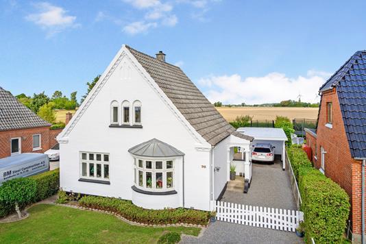 Villa på Vestre Landevej i Nørreballe - Ejendom 1