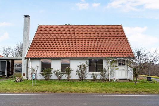 Villa på Engestoftevej i Sakskøbing - Ejendommen