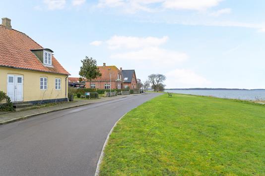 Villa på Strandparken i Bandholm - Ejendommen