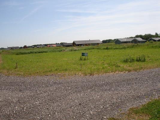 Fritidsgrund på Ankersholm i Rødby - Grund