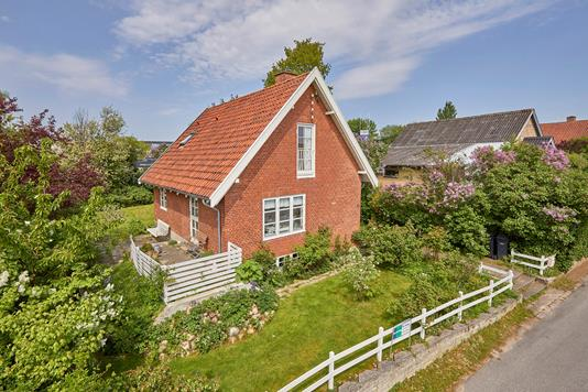 Villa på Markleddet i Frederikssund - Ejendommen
