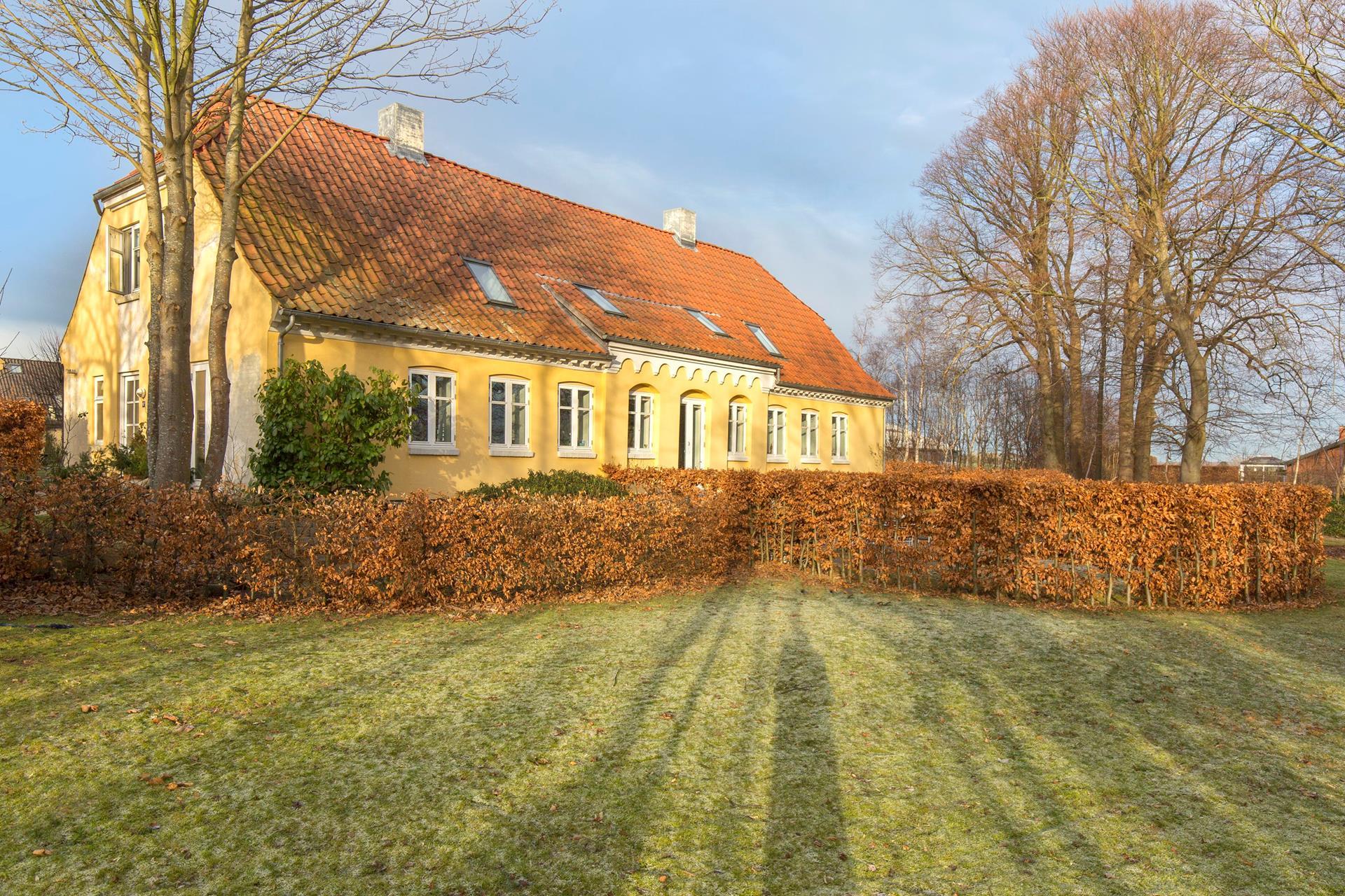 Rækkehus på Søsumvej i Veksø Sjælland - Ejendommen