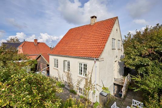 Villa på Englystvej i Frederikssund - Ejendommen