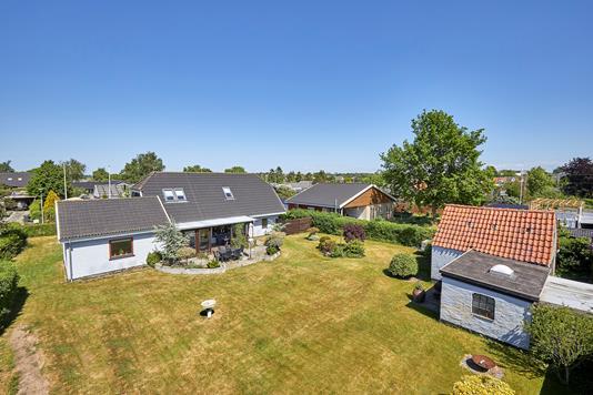Villa på Klinten i Frederikssund - Ejendommen