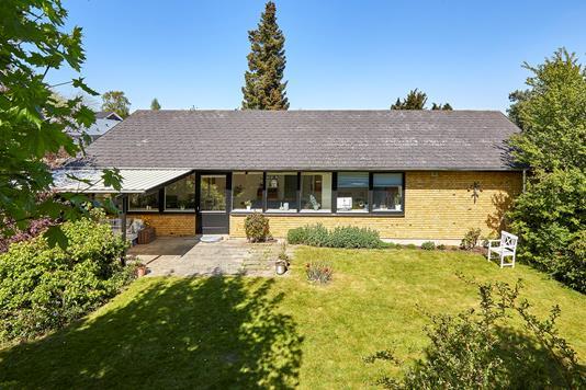 Villa på Røriksvej i Frederikssund - Ejendommen