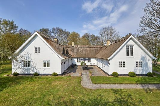 Villa på Stenledsvej i Skibby - Ejendommen