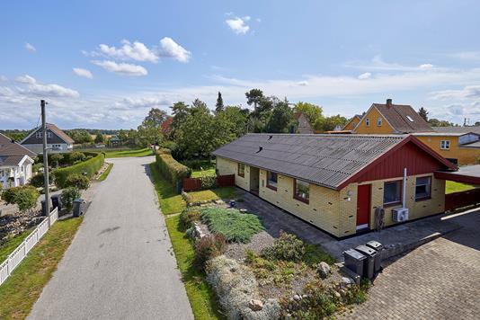 Villa på Egernvej i Skibby - Ejendommen