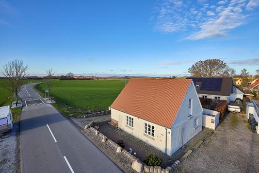 Villa på Sønderby Bro i Skibby - Ejendommen