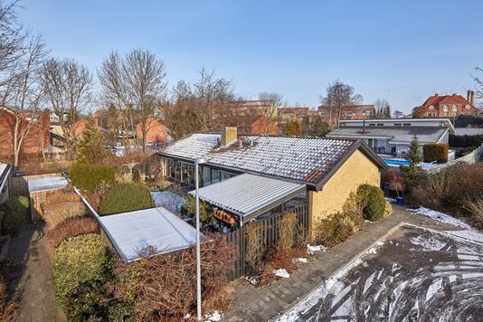 Villa på Borgervænget i Frederikssund - Ejendommen