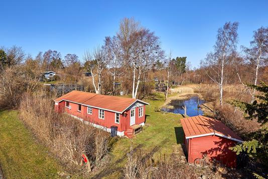 Fritidsbolig på Rylevej i Jægerspris - Ejendommen