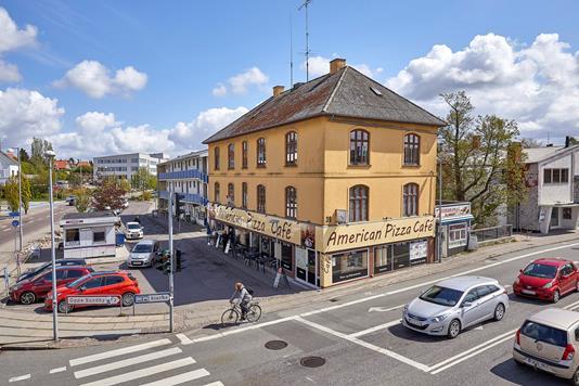 Ejerlejlighed på Jernbanegade i Frederikssund - Ejendommen