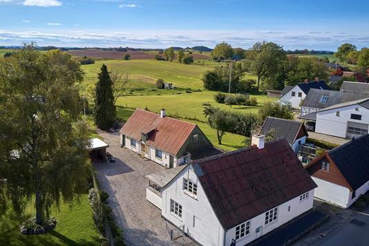 Villa på Søgade i Skibby - Ejendommen