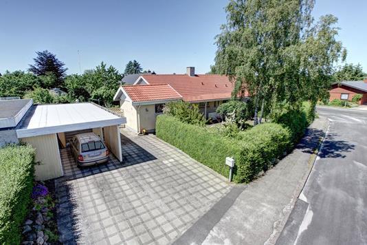 Villa på Egesvinget i Sorø - Ejendommen