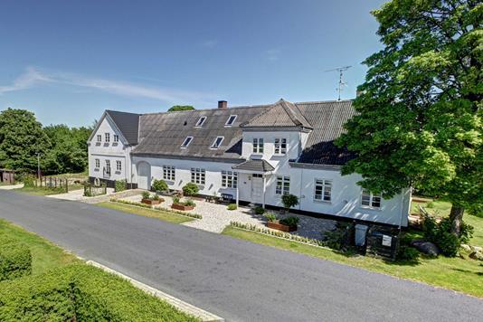 Villa på Dyssevej i Sorø - Ejendommen