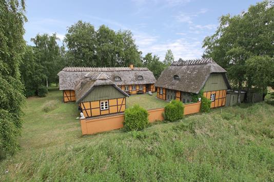 Villa på Buskehuse i Sorø - Ejendommen