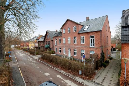 Ejerlejlighed på Søgade i Sorø - Ejendommen