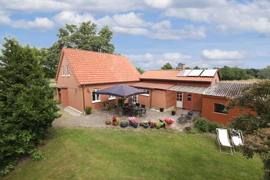 Villa på Katrinelystvej i Sorø - Ejendommen