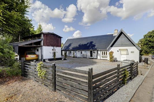 Villa på Skælskørvej i Sorø - Ejendommen