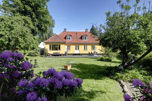 Villa på Egevangs Alle i Sorø - Ejendommen