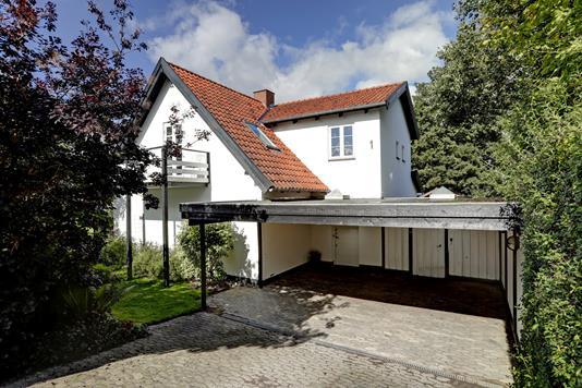 Villa på Ottesvej i Sorø - Ejendommen